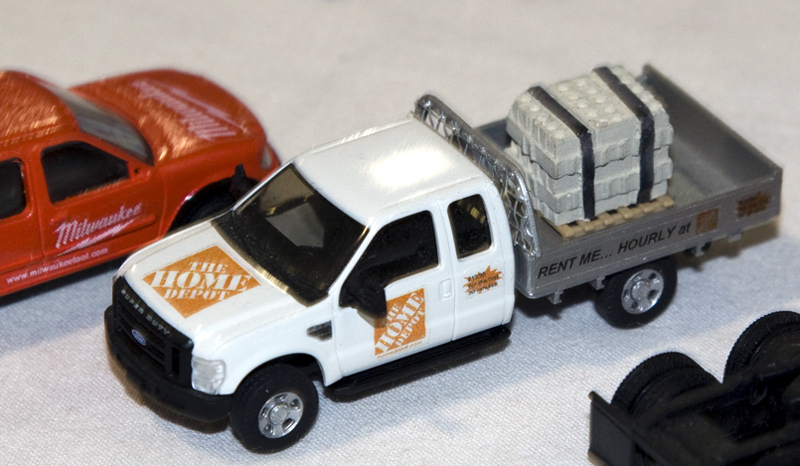 Home Depot Ford F 250 Rent A Truck