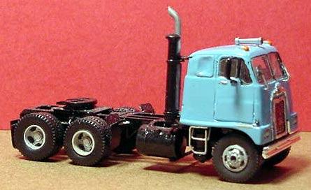International Emeryville Truck Tractor