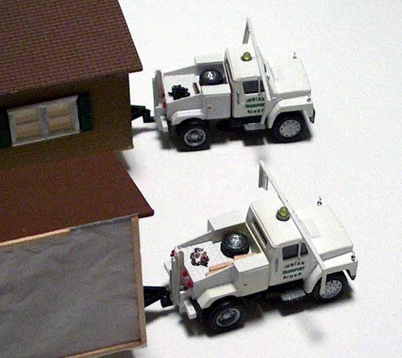 IHC S-Series Mobile Home