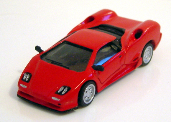 Lamborghini Canto Concept Car By Jorge Salazar