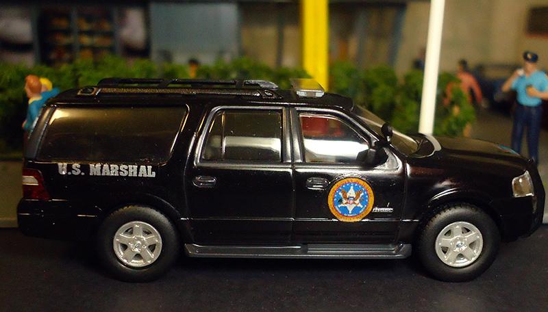U.S. Marshal Service Vehicle Fleet